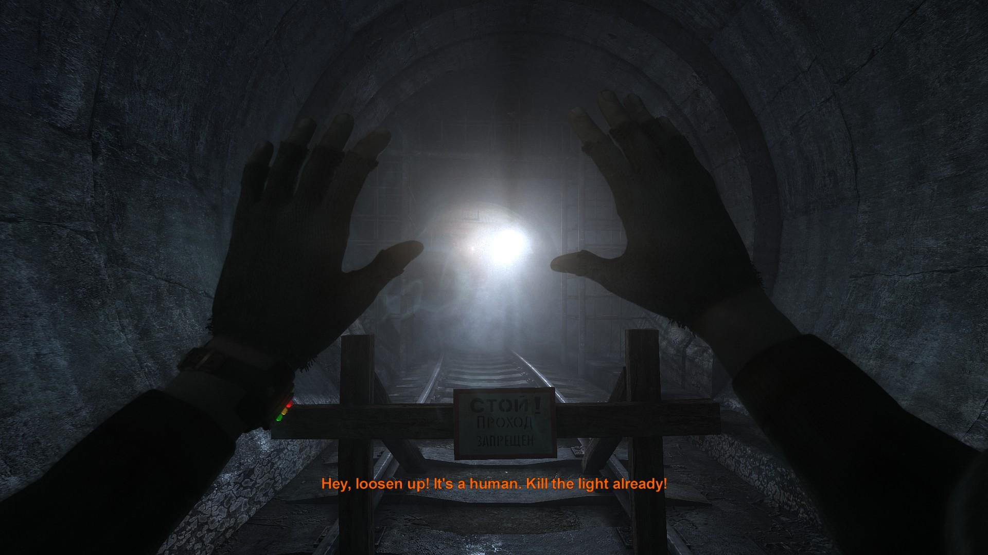 Metro 2033 skidrow