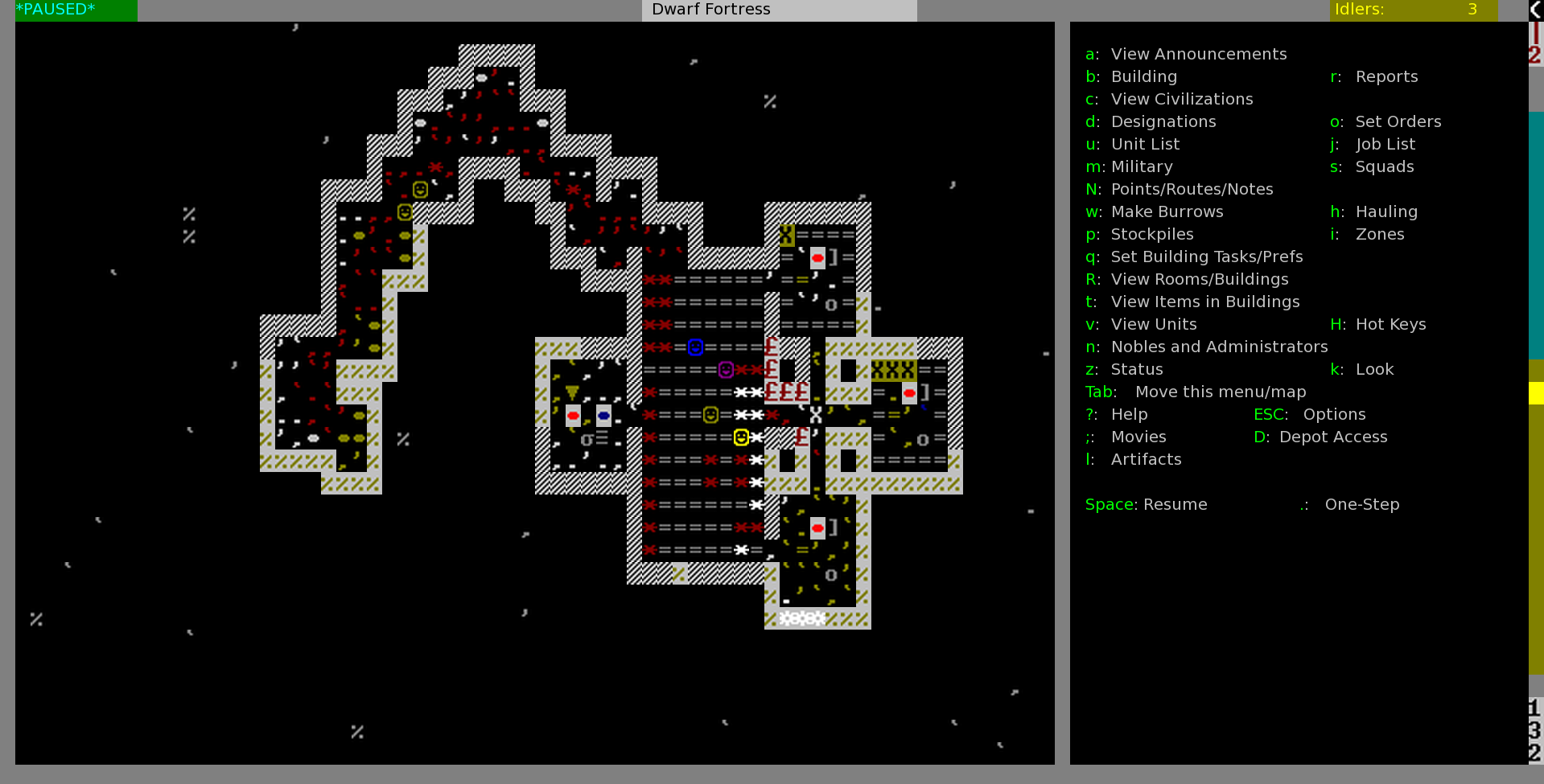 I tried to play dwarf fortress again waltorious writes about games dwarf fortress gumiabroncs Choice Image