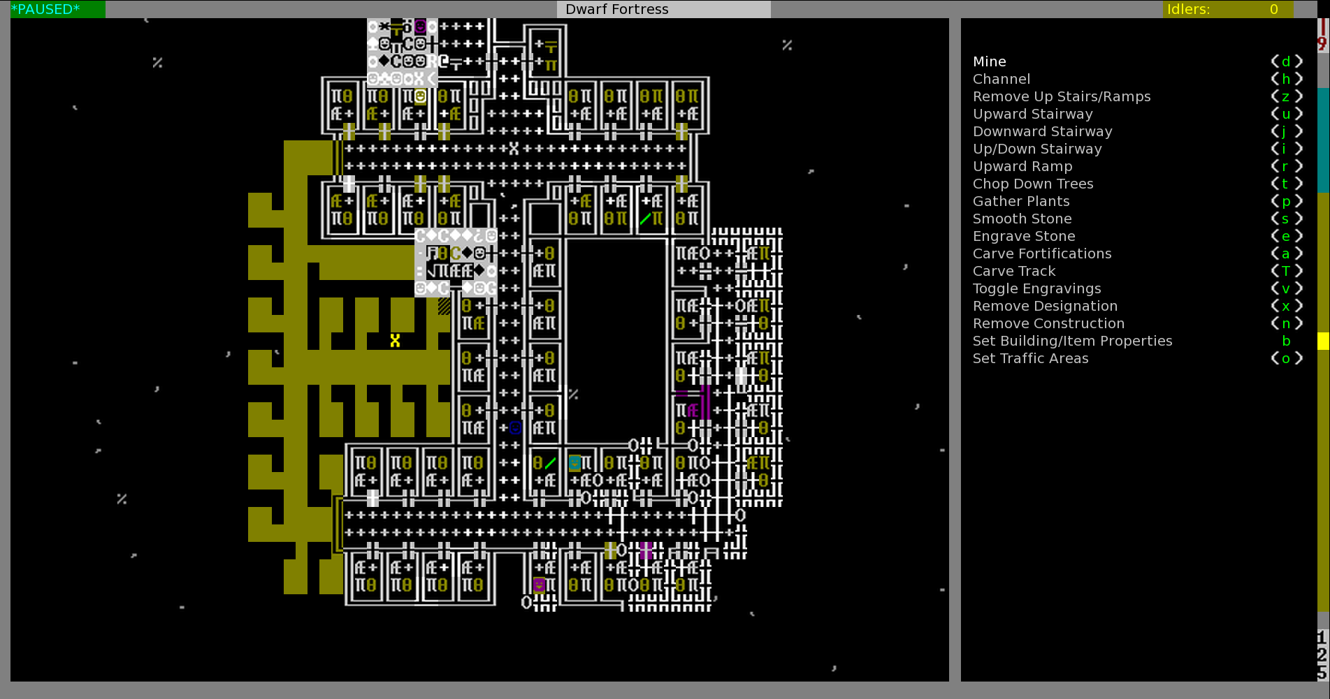I Tried To Play Dwarf Fortress Again