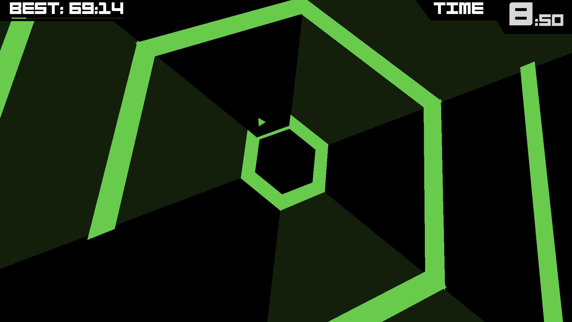 hexagon terry cavanagh games - HD1920×1080