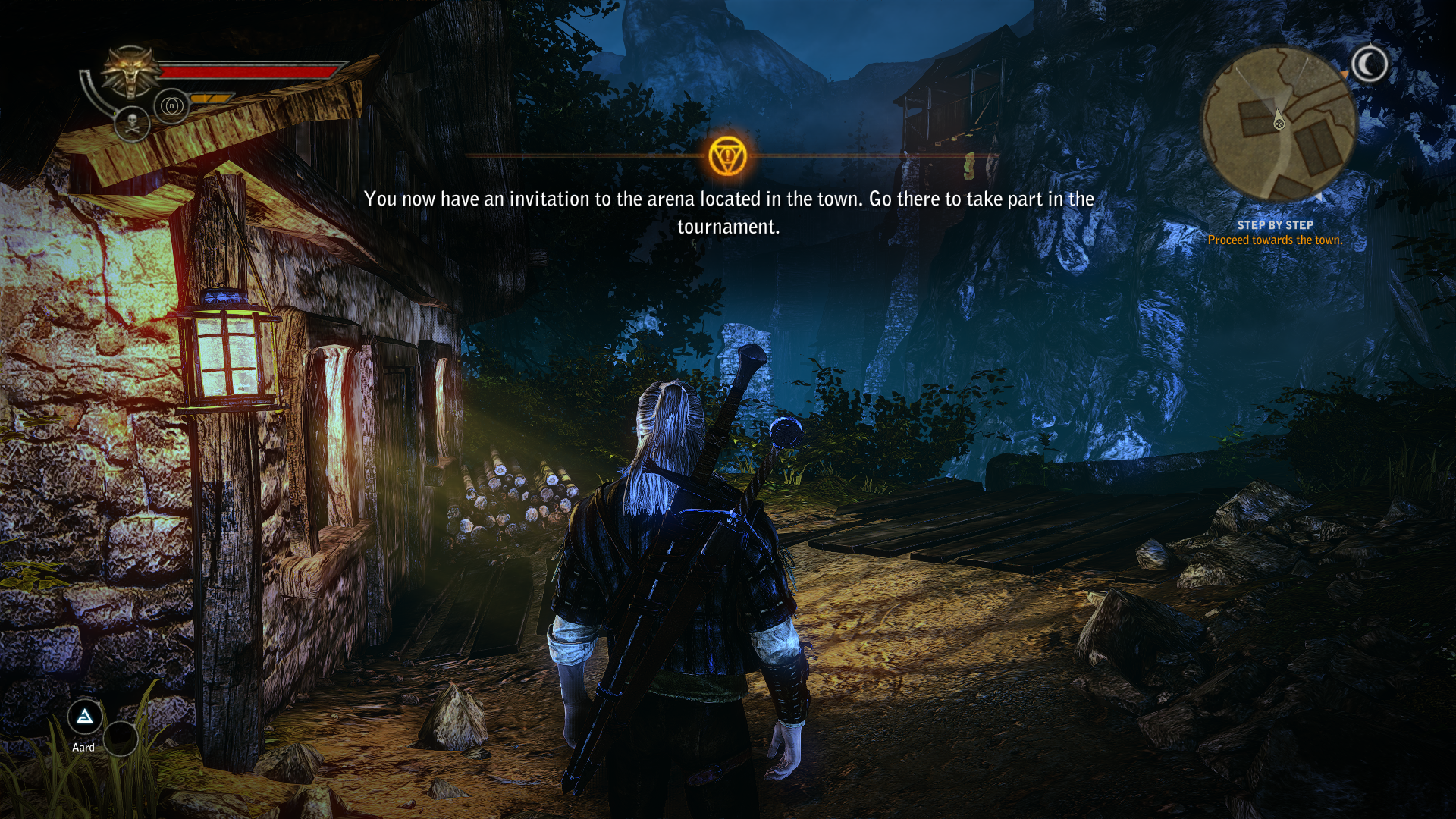 Returning To The Witcher 2 Waltorious Writes About Games